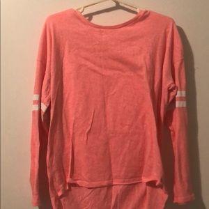 Old navy bright pink shirt